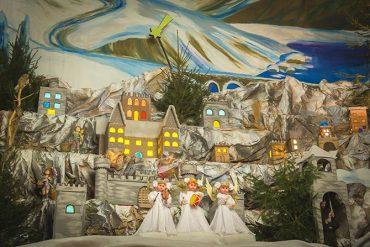 У Тернополі оберуть найкращий макет шопки в рамках конкурсу «Різдвяне диво»