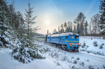 17 тисяч українців зустрінуть Новий рік в поїздах