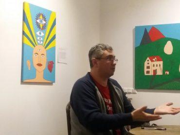 Справа Василя Стуса : презентація книги Вахтанга Кіпіані у Тернополі