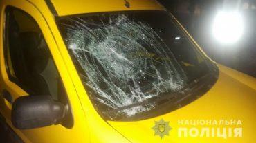 У Заліщика п'яний водій збив нетверезого перехожого та втік