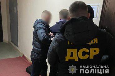 Коханця дружини губернатора Тернопільщини затримали з хабарем