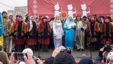 """Тернопіль заспіває """"Нова Радість стала"""" разом з Україною та діаспорами по всьому світу"""