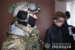 """Майже кілограм психотропних речовин вилучили оперативники Тернополя у місцевих """"закладчиків"""""""