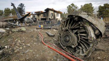 В Ірані розбився літак Міжнародних авіаліній України, який вилетів із затримкою на годину (оновлюється)
