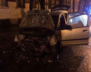У Львові підпалили автомобіль журналістки Радіо Свобода