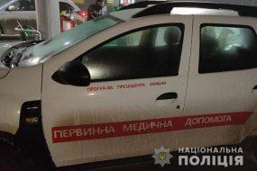 У Борщівському центрі первинної медико-санітарної допомоги шоковані автопригодою