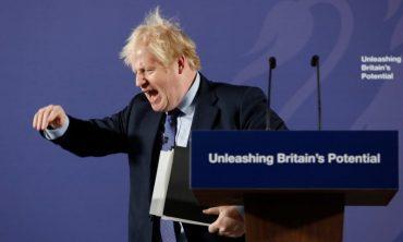У Великій Британії журналісти не пішли на брифінг прем'єра Бориса Джонсона