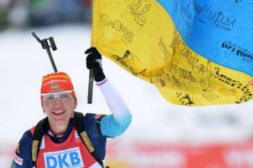 Дві тернополянки – Підгрушна і Меркушина у складі жіночої збірної України завоювали бронзову медаль на чемпіонаті світу з біатлону