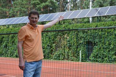 Домашня електростанція Ігоря Кондратюка дає 1900 євро прибутку