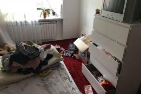 У Тернополі пограбували помешкання волонтера Христини Феціци