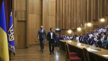 Новий уряд Шмигаля: хто є хто?