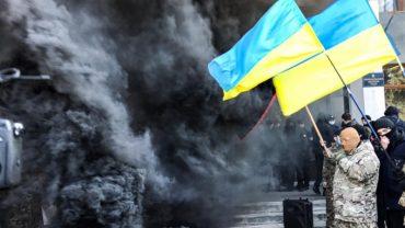 Незважаючи на карантин, у Тернополі відбулась акція непокори