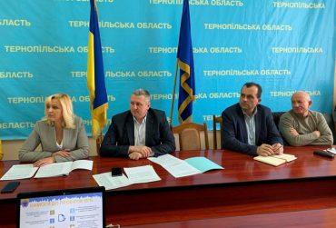 Хруні Тернопільської облдержадміністрації провели конкурсний відбір проектів громадського бюджету без медичних масок
