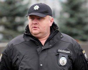 Голова поліції Києва підхопив коронавірус