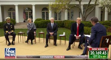 Трамп попросив американців вийти на роботу для порятунку економіки