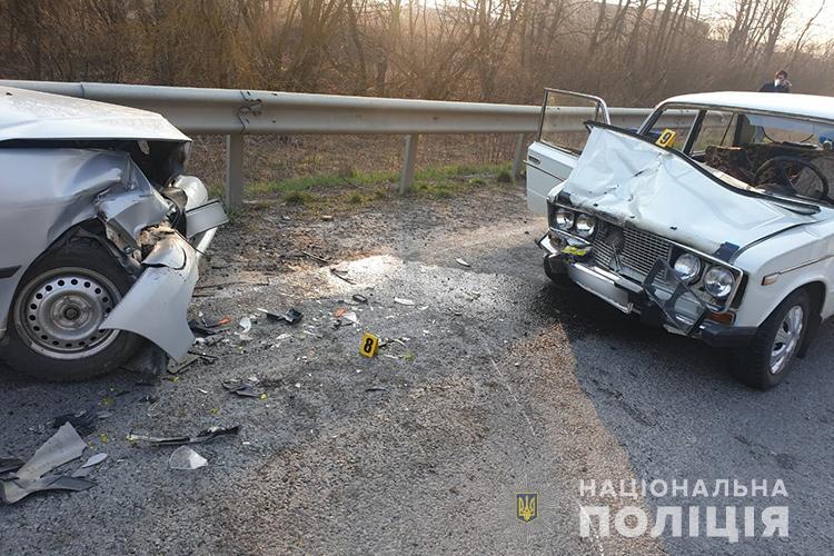 У автопригоді на Тернопільщині загинув 75-річний пасажир