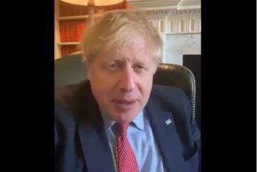 У прем'єр-міністра Великобританії Бориса Джонсона діагностували коронавірус