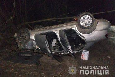 У селі Мшанець Зборівського району не розминулися два автомобіля