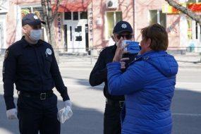 У Тернополі оштрафували 8 осіб за порушення карантину