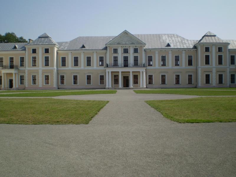 Vyshnivets-kyy-palats