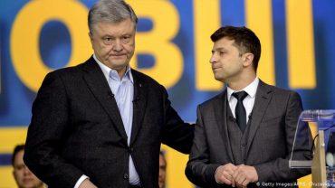 Зеленський й далі значно крутіший Порошенка, хоч і приводить до влади ригівську гидоту Януковича