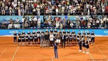 Учасники тенісного турніру Джоковича заразилися коронавірусом