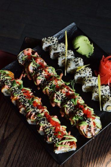 Оригінальні азійські суші: де замовити для себе і на компанію?