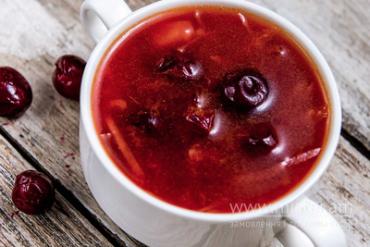 10 липня у Кременці проведуть майстер-клас із приготування вишневого борщу